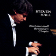 CM20001 Rachmaninoff, Beethoven, Chopin / Steven Hall